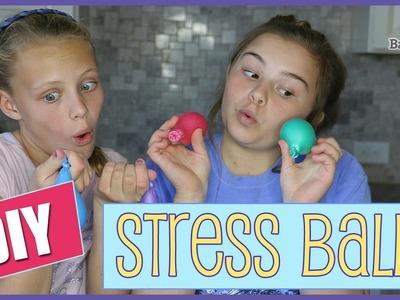 HOW TO MAKE DIY STRESS BALLS | CRAFT
