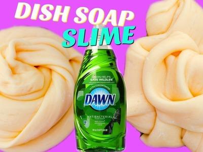 Making Dish Soap Slime (Make it Monday) Dish Soap Slime DIY