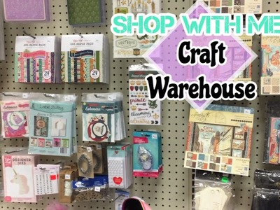 New @ Craft Warehouse. Searching for Distress Oxide Inks!  | I'm A Cool Mom