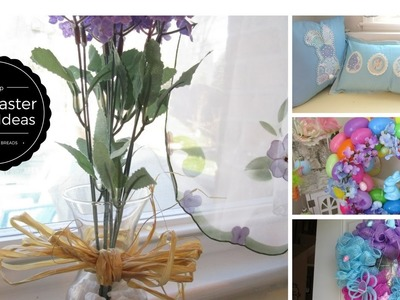 Quick Dollar Tree Easter Craft Ideas & Easter Decor Tour????