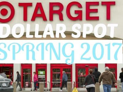 Target Dollar Spot | Planner Supplies + Home decor |SPRING 2017