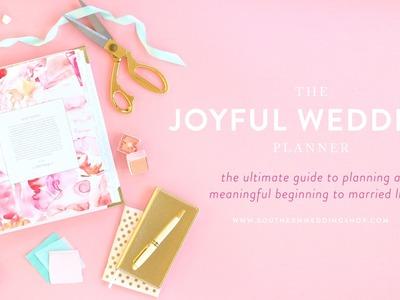 The Joyful Wedding Planner -- Your New Best Friend!