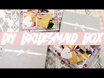 DIY Bridesmaid Box Gift FT Paige Joanna
