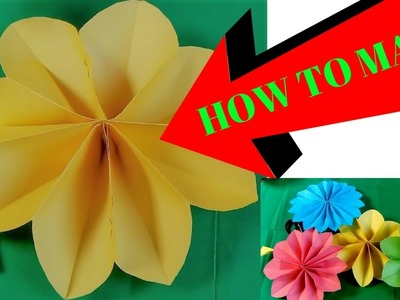 Diy crafts: How To Make Paper Star Garlands Full Tutorial ◐ Step By Step ◑