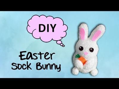 DIY Easter Sock Bunny | Easter 2017