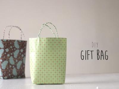 DIY: Gift Bag