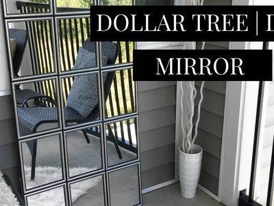 DOLLAR TREE DIY Wall Mirror  | Best DIY Wall Mirror under $20