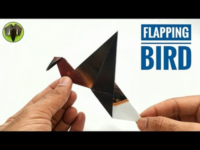 Flapping Bird - DIY Tutorial by Paper Folds