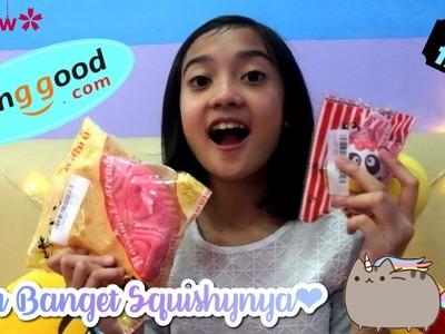 Lucu Banget Squishynya♥︎ #5 Review Package from banggood.com   Friendship DIY