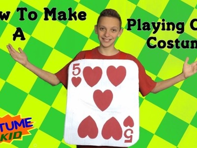 Playing Card Costume! (Easy DIY)