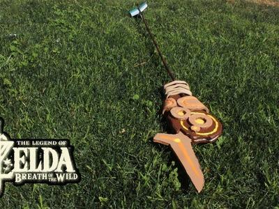 The legend of zelda breath of the wild arrow diy prop