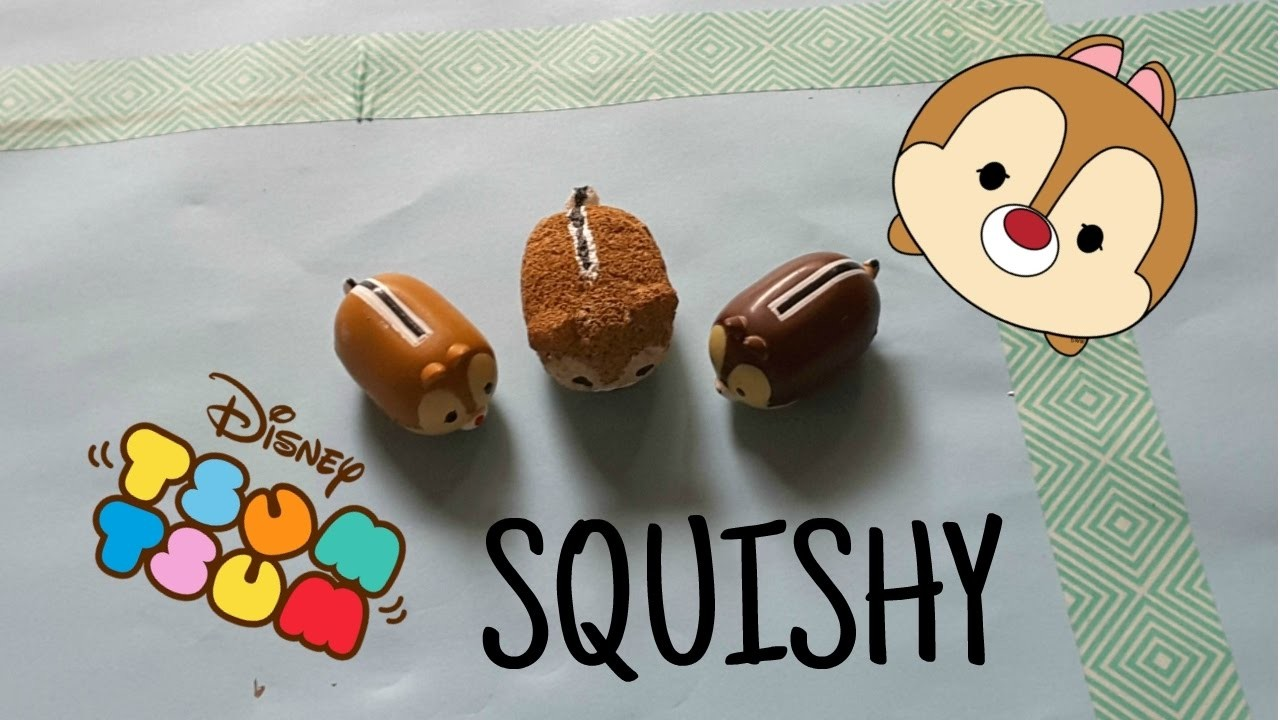TSUM TSUM DALE HOMEMADE SQUISHY TUTORIAL SQUISHY TSUM TSUM DIY, My Crafts and DIY Projects