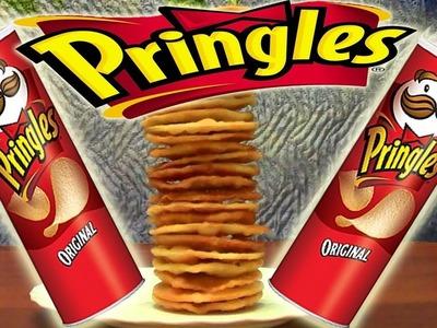 DIY | Чипсы Pringles. How to make a delicious Pringles