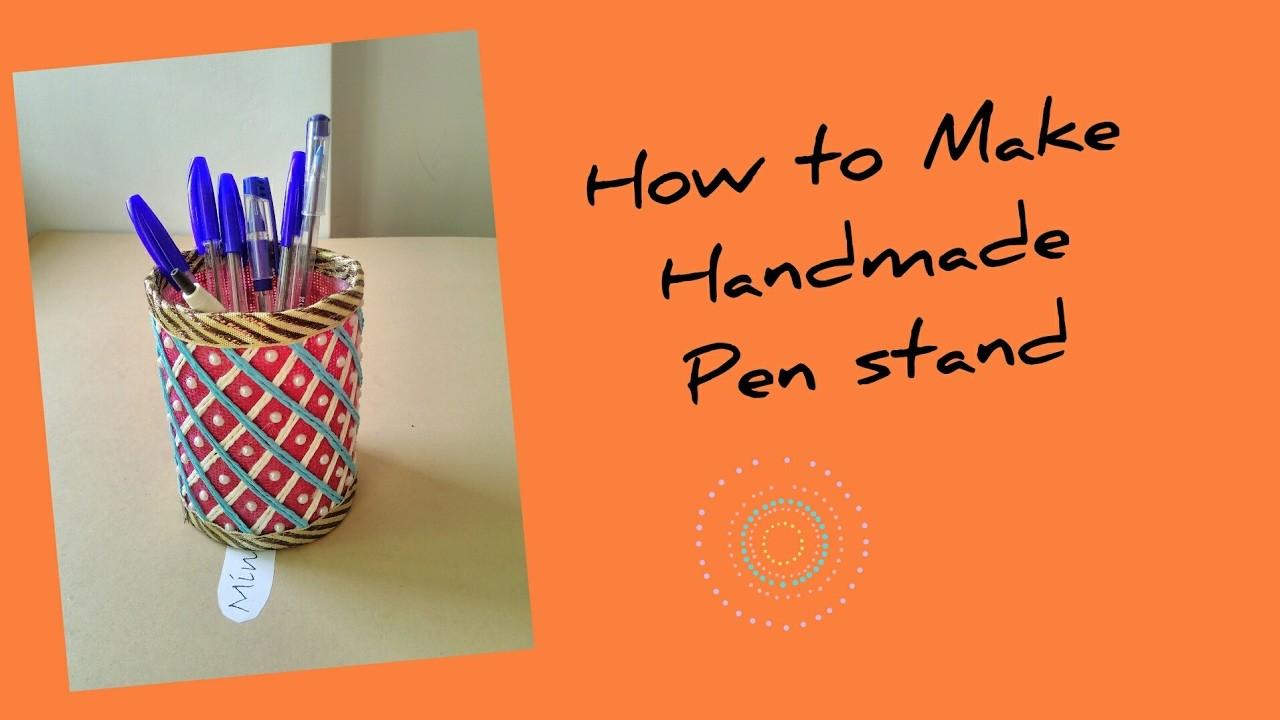 how to make a diy pen