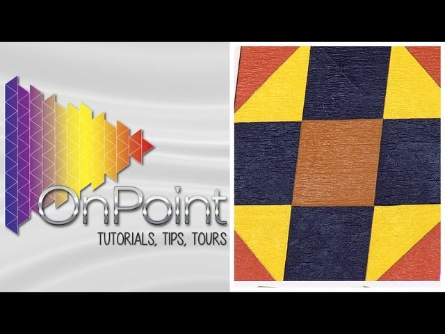 How to Create Barn Quilt Blocks (Ep. 211)