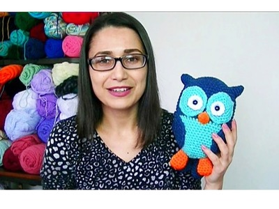 How To Crochet Amigurumi Toy - Part 1