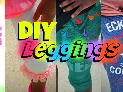 How to Make Leggings for Toddlers, Girls, and Women