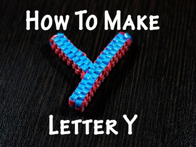 How To Make Letter Y