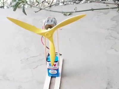 How to make Portable Table Fan | Air cooler fan | air fan