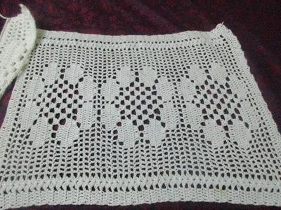 Making of  crochet pattern [ in Hindi ]