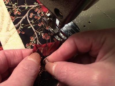 Binding Method | How to Bind Corners with Larger Angles