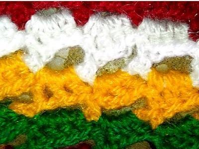 Bunai sweater design in hindi video || Sweater design handmade || Knitting designs No. 24