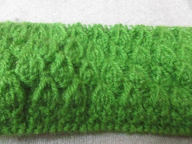 Designer Knitting Pattern Type-8