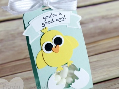 How To Create a Mini Tic Tac Easter Favor