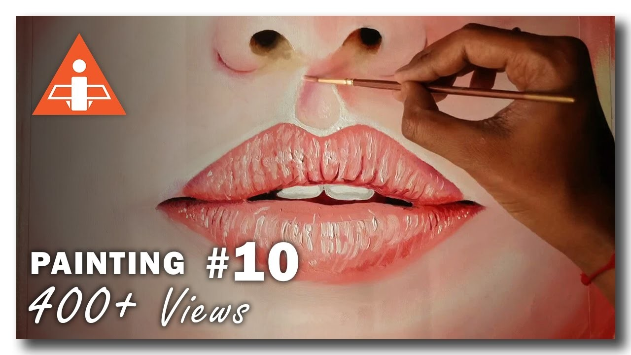 How to Draw the Mouth & Lips - An Artist Inside