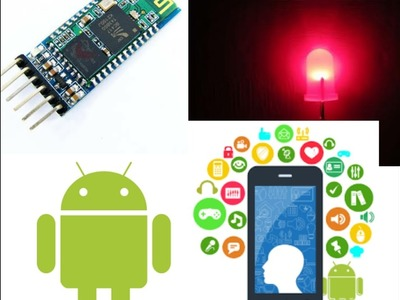 How to Make a Bluetooth Led Dimmer  using arduino (PWD) Pin, ( Android aap)