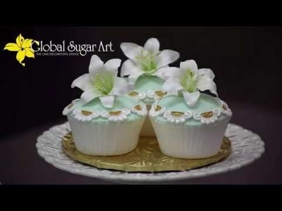 How to Make a Gumpaste Lily
