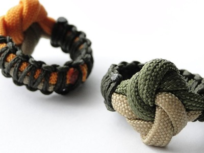How to Make a Mandala Knot Paracord Ring