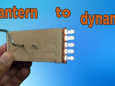 How to make flashlight to Dynamo