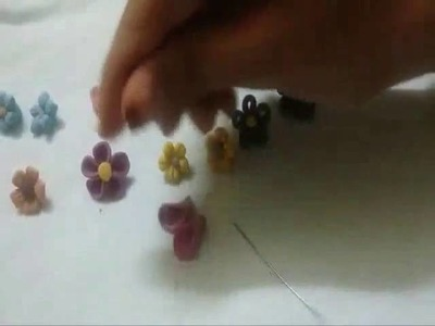 How To Make Lamasa Flower-Type-4