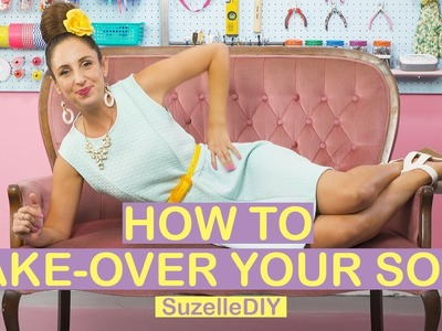 How to Make-over your Sofa
