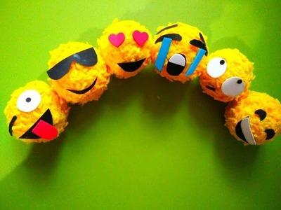 How to make smiley.  Cute emoticons. emoji  ????????????????????
