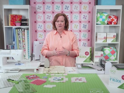 How to Make the Breezy Buttons Quilt