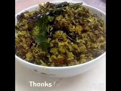 How to make vazhakoombu vanpayar thoran