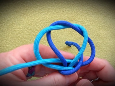 How to tie ABOK #786 (2-strand stopper knot)