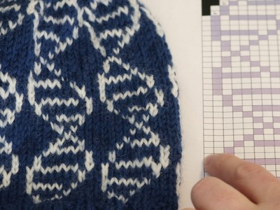 Introduction to Knitting Charts