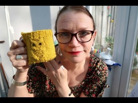 Podcast #22 - This one is 50.50 knitting & sewing!!