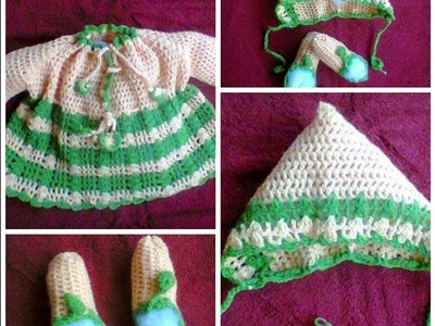 Sweater Design for Baby (Double Colour ) | HINDI | Easy knitting