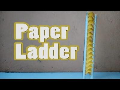 DIY Crafts || Paper Ladder || Paper Crafts || Paper Cutting Art