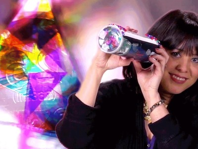 DIY: Homemade Kaleidoscope with Erin Entrada Kelly | HELLO, UNIVERSE