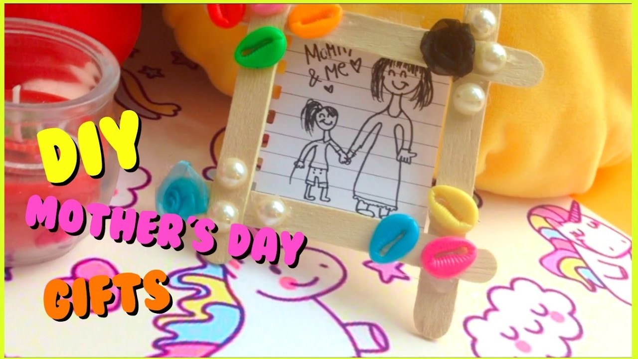 DIY Mother's Day Gift Ideas 2017!