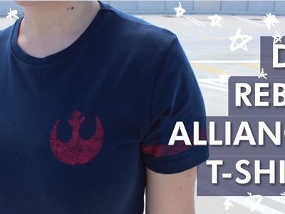 DIY Rebel Alliance T-Shirt | LDP