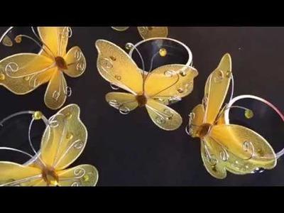 DIY Spring Napkin Rings ???? Dollar Tree Items