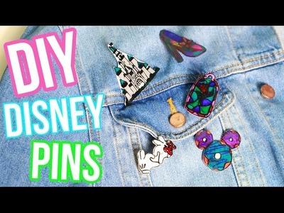 DIY Tumblr Pin Badges- DISNEY INSPIRED