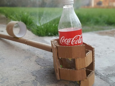How To Make a Garbage Collector Robot arm