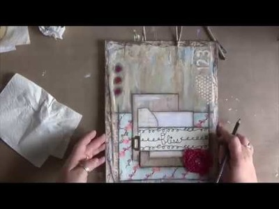 How to Make a Paper Bag Collage